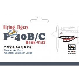 Kit in plastica aerei AR144S01