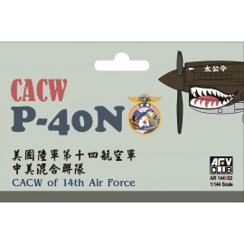 Kit in plastica aerei AR144S02