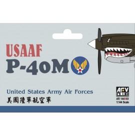 Kit in plastica aerei AR144S03