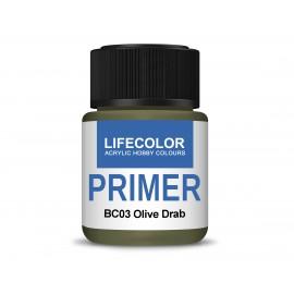 Primer Acrilici Lifecolor BC03