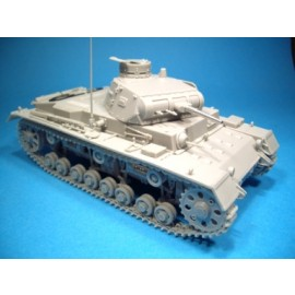 Kit in resina carri Brach Models BM059