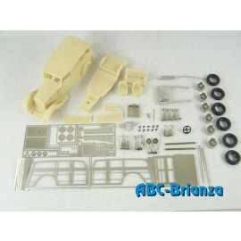 Auto in kit Brianza scala 1-43 BRK43339