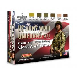 CS17 Uniformi Americane Set 1