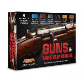 CS26 Armi e Pistole