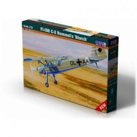 Kit in plastica aerei D204