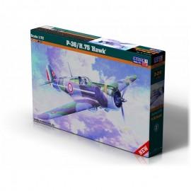 Kit in plastica aerei D214