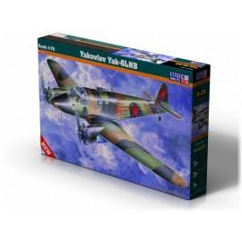 Kit in plastica aerei D029