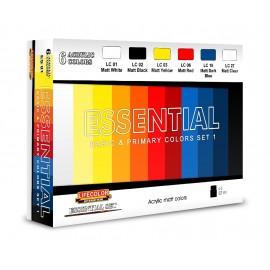 ES01 Colori Essenziali Set 1