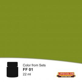Colori Acrilici Lifecolor FF01