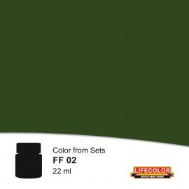Colori Acrilici Lifecolor FF02