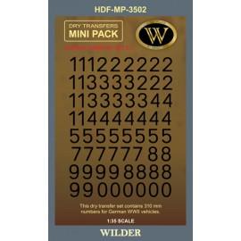 Trasferibili Adam Wilder AWMP3502