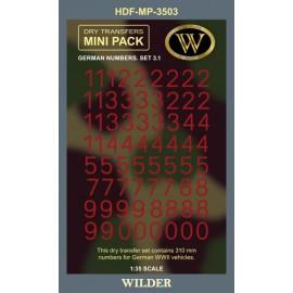 Trasferibili Adam Wilder AWMP3503