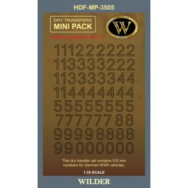 Trasferibili Adam Wilder AWMP3505