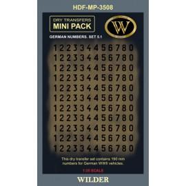 Trasferibili Adam Wilder AWMP3508