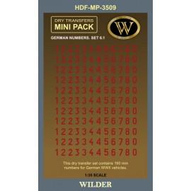 Trasferibili Adam Wilder AWMP3509