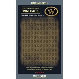 Trasferibili Adam Wilder AWMP3511