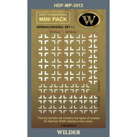 Trasferibili Adam Wilder AWMP3513