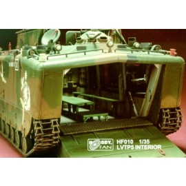 Kit in resina accessori HF010