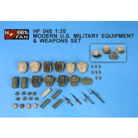 Kit in resina accessori HF048