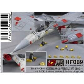 Kit in resina carri HF089