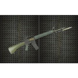 Kit in resina armi HF603