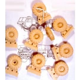 Kit in resina accessori HF801