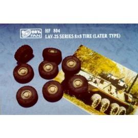 Kit in resina accessori HF804