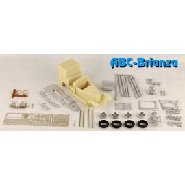 Auto in kit Brianza scala 1-43 BRK43333