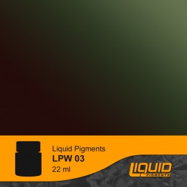 Liquid pigments Lifecolor LPW03