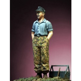Figure in resina Platoon PT026