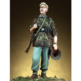 Figure in resina Platoon PT030