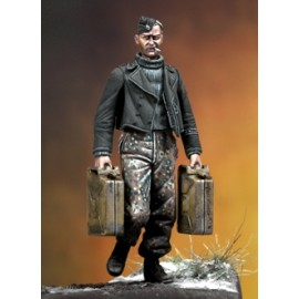 Figure in resina Platoon PT035