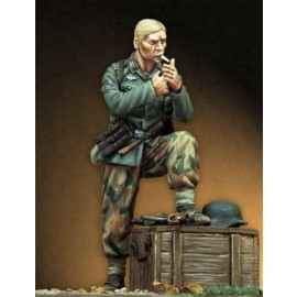 Figure in resina Platoon PT036