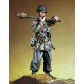 Figure in resina Platoon PT041