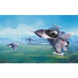 Kit in plastica aerei AFQ001