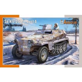 Kit in plastica carri SA72019