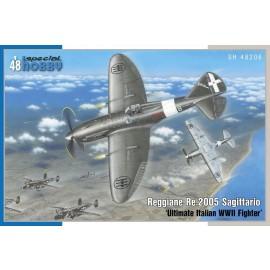 Kit in plastica aerei SH48206
