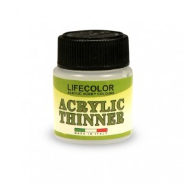 Colori acrilici Lifecolor Thinner 22ml
