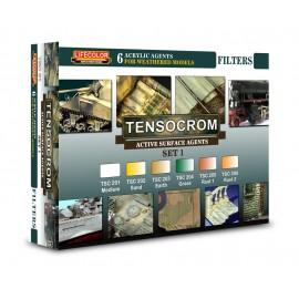 Complementi Lifecolor filtri acrilici TSC01