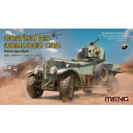 Kit in plastica carri MEVS010