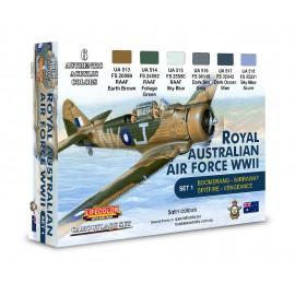 Colori Acrilici Lifecolor per Aerei Australiani XS01