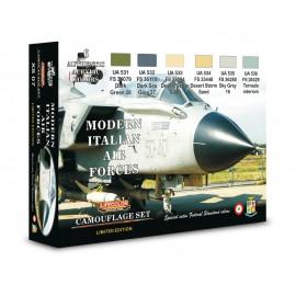 Colori Acrilici Lifecolor per Aerei Italiani XS07