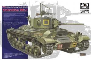 Kit in plastica carri AF35178