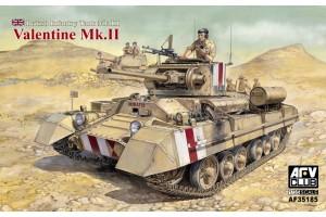 Kit in plastica carri AF35185
