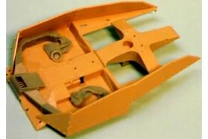 Kit in resina accessori Brach Models BM019
