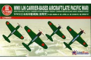 Kit in plastica aerei L70003