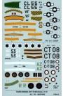 Decals Tauro Model TU72564
