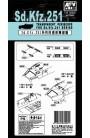 Accessori Afv Club per carri scala 1-35 AC35005