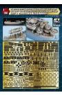 accessori per Navi in plastica Afv Club AG35050