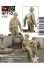 Kit in resina figure HF742